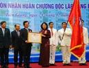 Bệnh viện Đa khoa Trung tâm Tiền Giang đón nhận Huân chương Độc lập hạng 3