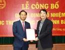Bổ nhiệm nhiều nhân sự tại các vị trí chủ chốt tại Bắc Giang