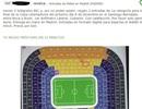 Không chỉ ở Việt Nam, CĐV Real Madrid cũng… phe vé