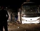 Người thân nạn nhân vụ đánh bom ở Ai Cập đến Cairo
