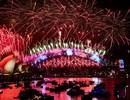 Thế giới rợp trời pháo hoa chào đón năm mới 2019