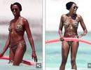 Naomi Campbell khoe dáng săn chắc đáng ngưỡng mộ ở tuổi 48