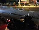 Đuổi theo 3km chặn xe container gây tai nạn chết người
