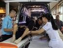Người bệnh đột quỵ đang gây áp lực lên cấp cứu ngoại viện