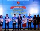 Cán bộ Đoàn PV GAS đạt giải Khuyến khích cuộc thi Olympic tiếng Anh Khối Doanh nghiệp Trung ương năm 2018