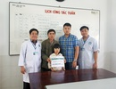 Bạn đọc giúp đỡ gia đình anh Phạm Văn Công hơn 144 triệu đồng