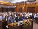 Quảng Bình công bố kết quả lấy phiếu tín nhiệm 31 chức danh chủ chốt
