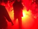 Hà Nội: Công an xử lý nhiều trường hợp đốt pháo sáng tại SVĐ Mỹ Đình