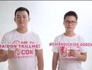 """Tranh cãi hai chàng trai phát động chiến dịch kêu gọi """"luật cấm nạo phá thai"""""""