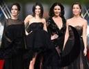 Những bộ váy đẹp nhất trên thảm đỏ Quả Cầu Vàng