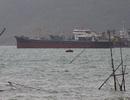 """Xác định """"vật thể lạ"""" gây chìm tàu cá ở luồng cảng Quy Nhơn"""