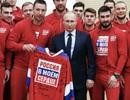 Tổng thống Putin xin lỗi các vận động viên Nga