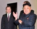 Người đàn ông phương Tây bí ẩn được Triều Tiên mời tới lễ duyệt binh