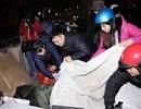 Đêm lạnh mang hơi ấm Tết đến với người vô gia cư