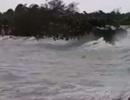 Siêu trăng và biến đổi khí hậu gây ra lũ lụt ở Torres Strait