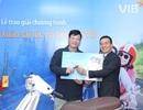 Hàng trăm giải thưởng hấp dẫn dành cho khách hàng gửi tiết kiệm tại VIB