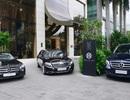 Mercedes-Benz bàn giao đội xe cho khách sạn Hôtel Des Arts Saigon