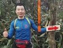 Người đàn ông chạy bộ 211 km về quê ăn tết