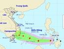 Tối nay bão Sanba vào Biển Đông