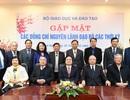 Bộ Giáo dục gặp mặt các đồng chí nguyên lãnh đạo Bộ các thời kỳ