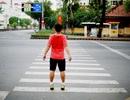 """Đường phố Sài Gòn """"say ngủ"""" ngày đầu năm"""