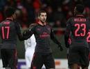 Giành chiến thắng đậm, Arsenal đặt một chân vào vòng 1/8 Europa League