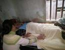 Thảm cảnh người phụ nữ gồng mình chăm sóc chồng tật, con tàn phế