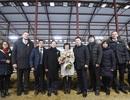 Dấu ấn hữu nghị ở trang trại bò sữa TH true MILK đầu tiên trên đất Nga