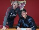 """Mesut Ozil chính thức ký hợp đồng """"khủng"""" với Arsenal"""