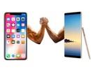 Apple trở thành hãng sản xuất smartphone lớn nhất thế giới
