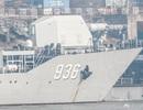 """Ảnh tàu hải quân Trung Quốc chĩa súng điện từ gây """"bão"""" mạng"""