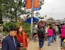 """Chưa khai hội, chợ Viềng đã ken cứng người đến """"mua may bán rủi"""""""