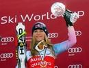 """""""Nữ hoàng trượt tuyết"""" Lindsey Vonn thất bại nhưng vẫn là huyền thoại"""
