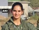 Nữ phi công lái máy bay chiến đấu đầu tiên của Ấn Độ