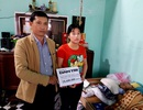 Thêm hơn 18 triệu đồng đến với hoàn cảnh con gái ngã quỵ vì bố bệnh nặng