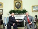 Chuyến thăm lịch sử của nguyên Thủ tướng Phan Văn Khải tới Mỹ
