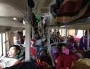 Quảng Bình: Một buổi sáng xử phạt gần 30 xe nhồi nhét khách, chạy quá tốc độ