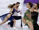 Những bộ cánh trượt băng nghệ thuật đẹp mắt tại Olympic mùa Đông