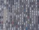 Choáng với cảnh tắc đường khủng khiếp tại Trung Quốc sau kỳ nghỉ Tết