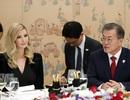 Hàn Quốc trải thảm đỏ đón ái nữ xinh đẹp của Tổng thống Trump