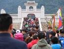 Khai hội Yên Tử: Du khách ngỡ ngàng vì phải mua vé tham quan