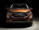 Ford EcoSport 2018 nâng cấp triệt để từ trong ra ngoài