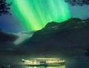 Tròn mắt với cảnh tượng tuyệt đẹp bên trong khách sạn UFO ở Bắc Cực