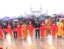 Khai hội xuân Tây Yên Tử Bắc Giang