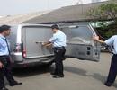 Chuyển hàng đặc biệt của Nhà nước có ít nhất 2 cảnh sát hộ tống