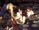Công chúng nổi giận vì tranh khắc họa nữ thần khỏa thân bị gỡ bỏ