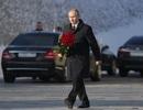 Ông Putin tưởng niệm liệt sĩ Liên Xô trong trận chiến dữ dội nhất thế giới
