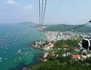 Vi vu tuyến cáp treo vượt biển dài nhất thế giới