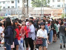 Bạn trẻ TPHCM háo hức chờ được giao lưu với U23 Việt Nam