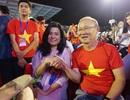 Người hâm mộ TPHCM vui như hội ngày giao lưu với đội tuyển U23 Việt Nam